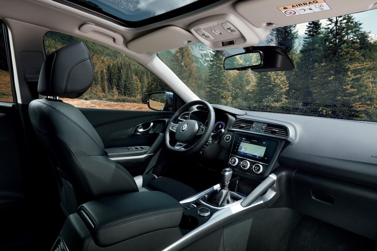 Renault Kadjar 2018 Interior