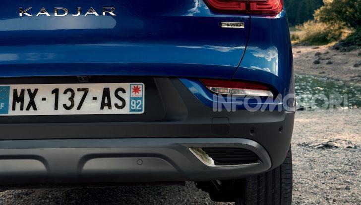Renault Kadjar 2018: tecnica rivista per il crossover alla francese - Foto 38 di 41