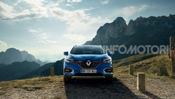 Renault Kadjar 2018: tecnica rivista per il crossover alla francese - Foto 2 di 41