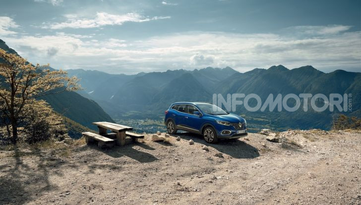 Renault Kadjar 2018: tecnica rivista per il crossover alla francese - Foto 39 di 41