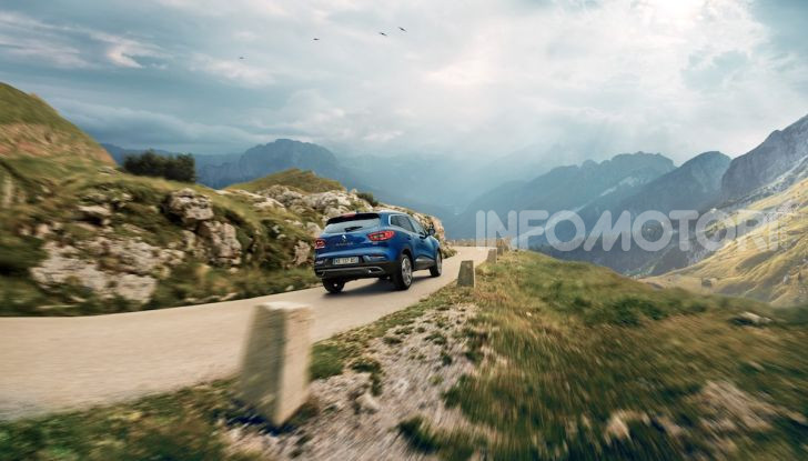 Renault Kadjar 2018: tecnica rivista per il crossover alla francese - Foto 7 di 41