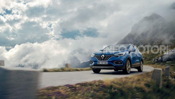 Renault Kadjar 2018: tecnica rivista per il crossover alla francese - Foto 1 di 41
