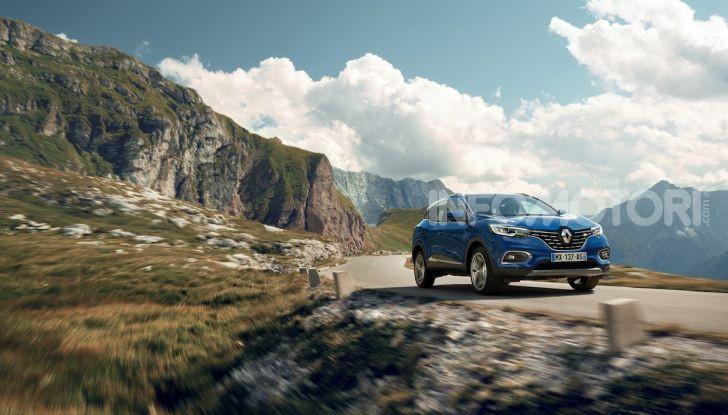 Renault Kadjar 2018: tecnica rivista per il crossover alla francese - Foto 40 di 41