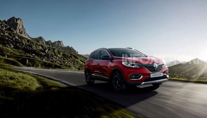 Renault Kadjar 2018: tecnica rivista per il crossover alla francese - Foto 41 di 41