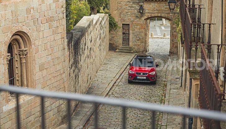 Nuova Seat Arona TGI: il primo SUV/Crossover a Metano - Foto 13 di 15