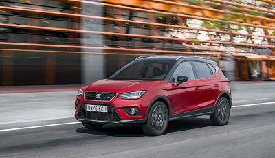 Nuova Seat Arona TGI: il primo SUV/Crossover a Metano