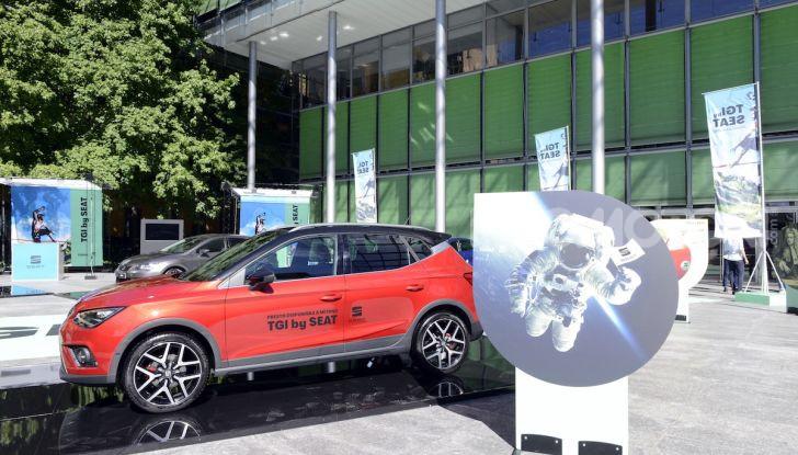 Nuova Seat Arona TGI: il primo SUV/Crossover a Metano - Foto 9 di 15