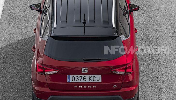 Nuova Seat Arona TGI: il primo SUV/Crossover a Metano - Foto 11 di 15