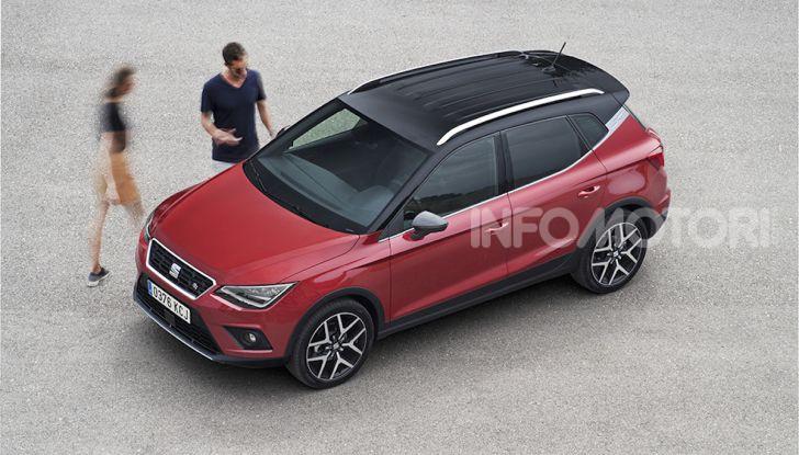 Nuova Seat Arona TGI: il primo SUV/Crossover a Metano - Foto 15 di 15