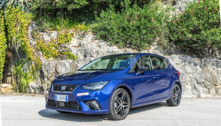 Prova nuova Seat Ibiza 2018: a bordo della FR 1.0 da 115CV - Foto 1 di 22