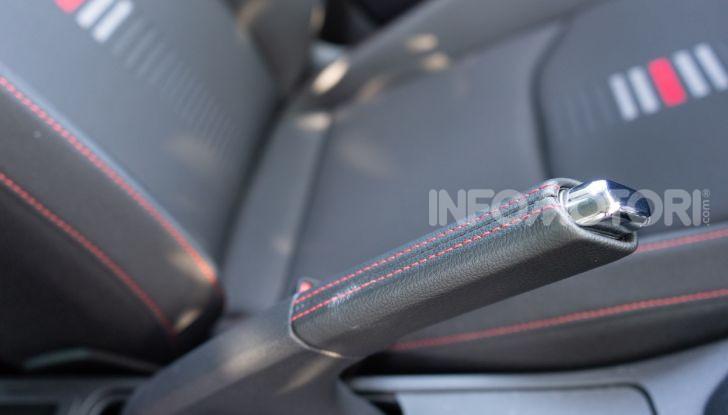 Prova nuova Seat Ibiza 2018: a bordo della FR 1.0 da 115CV - Foto 19 di 22
