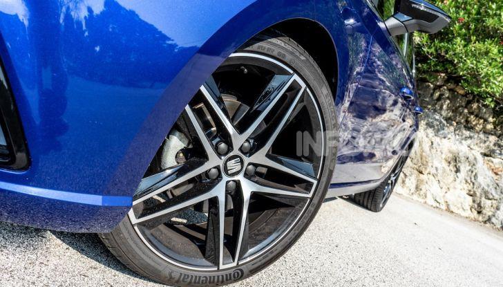 Prova nuova Seat Ibiza 2018: a bordo della FR 1.0 da 115CV - Foto 3 di 22