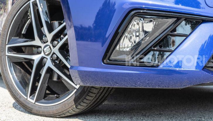 Prova nuova Seat Ibiza 2018: a bordo della FR 1.0 da 115CV - Foto 12 di 22