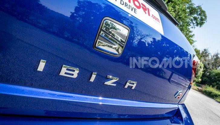 Prova nuova Seat Ibiza 2018: a bordo della FR 1.0 da 115CV - Foto 4 di 22