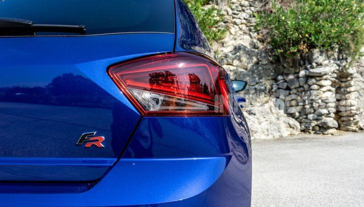 Prova nuova Seat Ibiza 2018: a bordo della FR 1.0 da 115CV - Foto 5 di 22