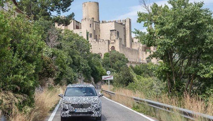 Seat Tarraco, test su strada in vista del debutto - Foto 6 di 7