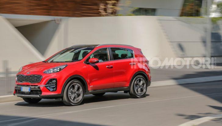 Kia Sportage 2019 test drive, prezzi e allestimenti - Foto 3 di 46