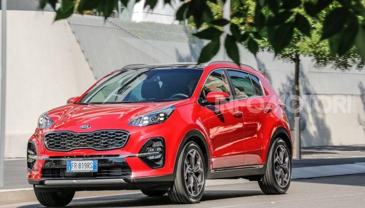 Kia Sportage 2019 test drive, prezzi e allestimenti - Foto 5 di 46