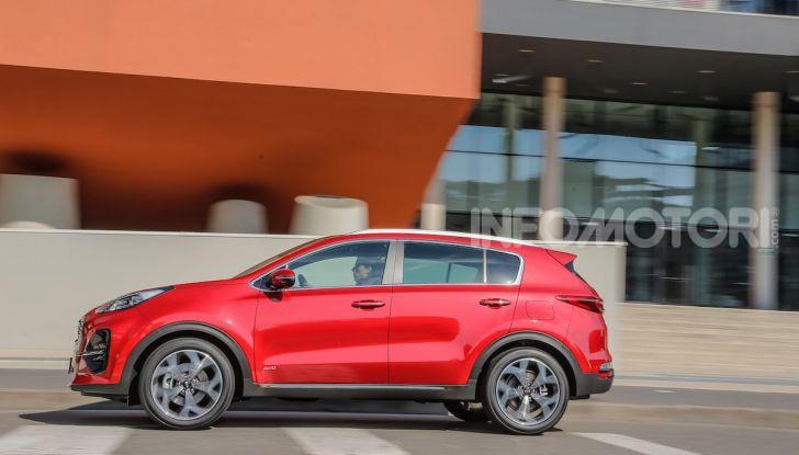 Kia Sportage 2019 test drive, prezzi e allestimenti - Foto 9 di 46