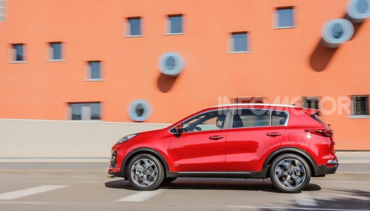 Kia Sportage 2019 test drive, prezzi e allestimenti - Foto 10 di 46