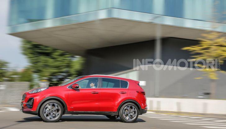 Kia Sportage 2019 test drive, prezzi e allestimenti - Foto 11 di 46