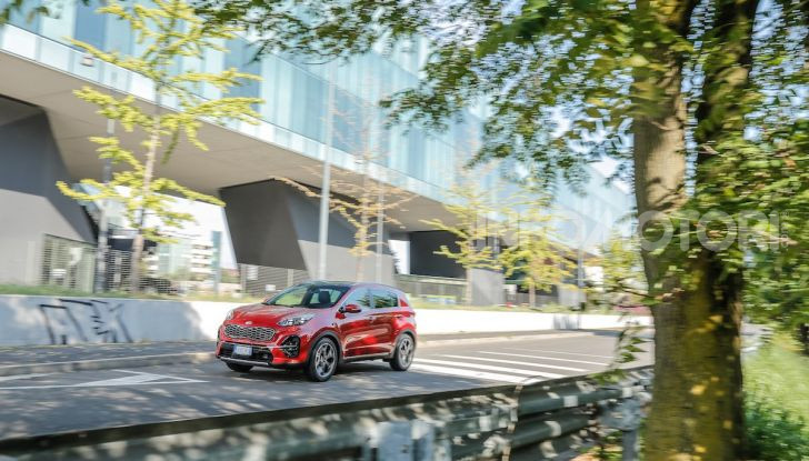 Kia Sportage 2019 test drive, prezzi e allestimenti - Foto 12 di 46