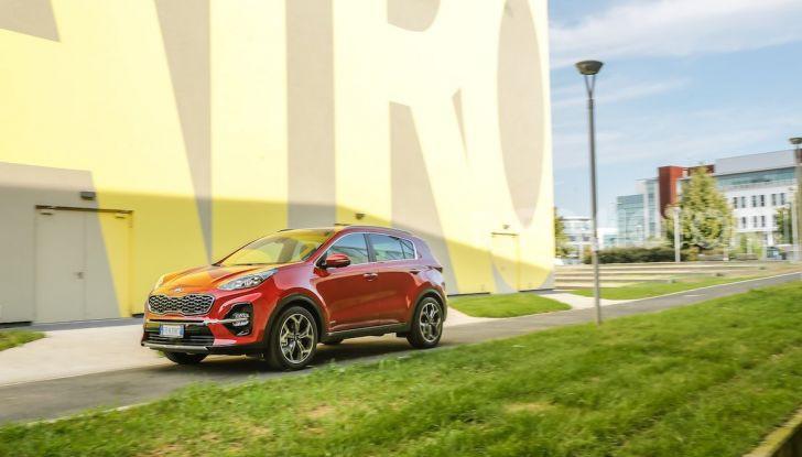 Kia Sportage 2019 test drive, prezzi e allestimenti - Foto 13 di 46