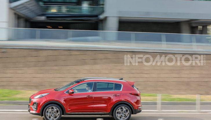Kia Sportage 2019 test drive, prezzi e allestimenti - Foto 14 di 46