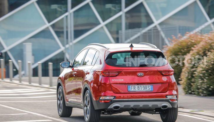 Kia Sportage 2019 test drive, prezzi e allestimenti - Foto 16 di 46