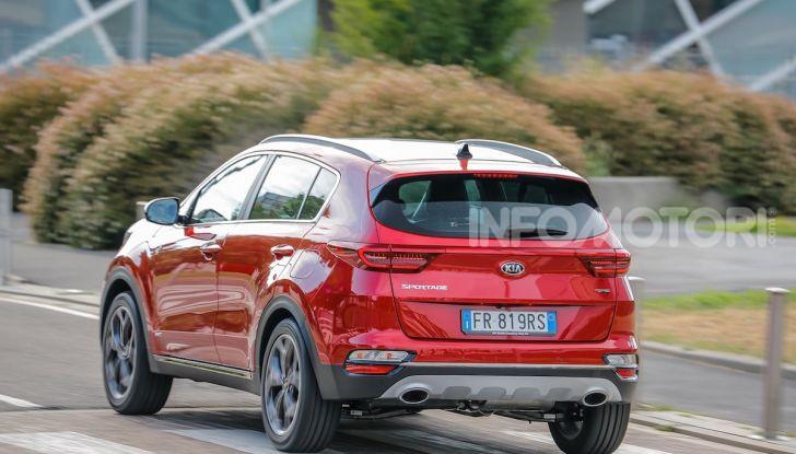 Kia Sportage 2019 test drive, prezzi e allestimenti - Foto 17 di 46