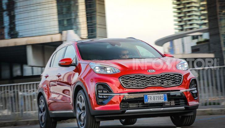 Kia Sportage 2019 test drive, prezzi e allestimenti - Foto 19 di 46