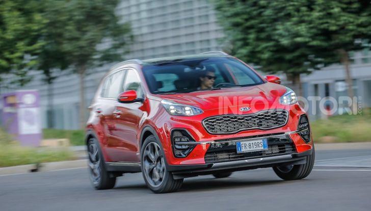 Kia Sportage 2019 test drive, prezzi e allestimenti - Foto 20 di 46