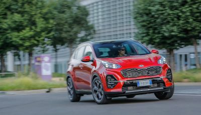 Kia Sportage 2019 test drive, prezzi e allestimenti