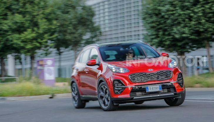 Kia Sportage 2019 test drive, prezzi e allestimenti - Foto 21 di 46
