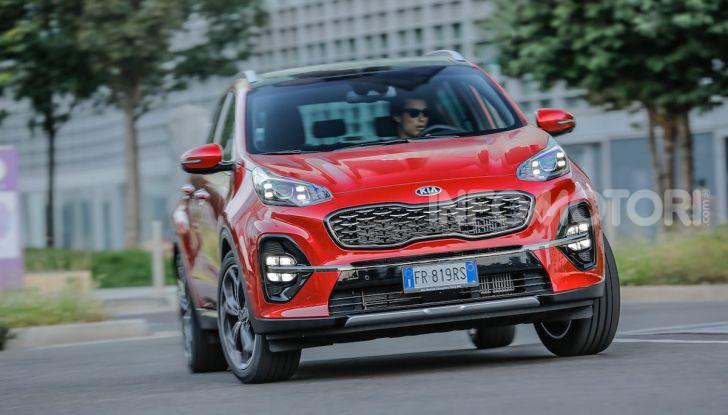Kia Sportage 2019 test drive, prezzi e allestimenti - Foto 23 di 46