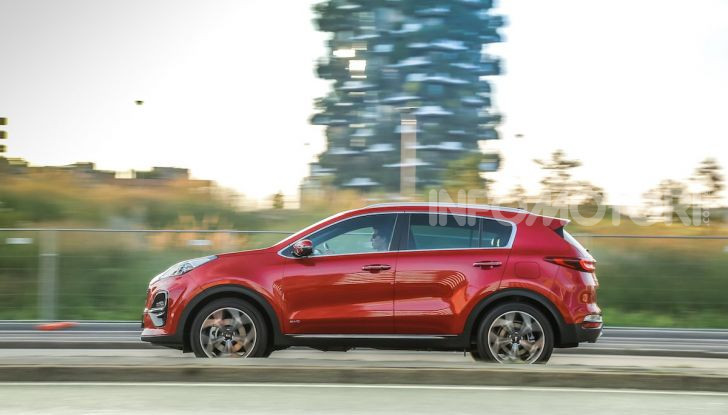 Kia Sportage 2019 test drive, prezzi e allestimenti - Foto 24 di 46