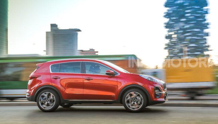 Kia Sportage 2019 test drive, prezzi e allestimenti - Foto 25 di 46