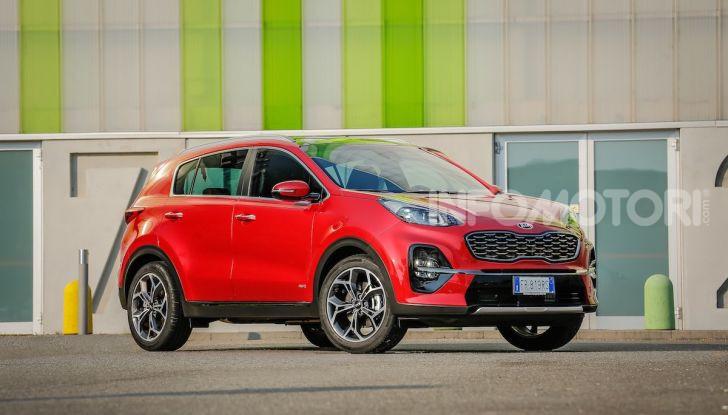 Kia Sportage 2019 test drive, prezzi e allestimenti - Foto 26 di 46