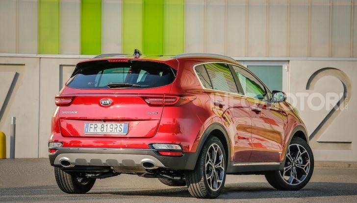Kia Sportage 2019 test drive, prezzi e allestimenti - Foto 28 di 46