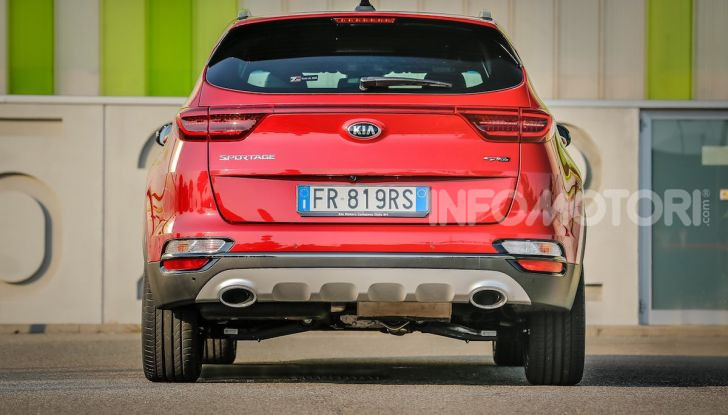 Kia Sportage 2019 test drive, prezzi e allestimenti - Foto 29 di 46