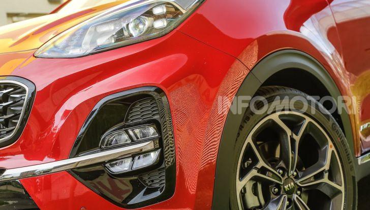 Kia Sportage 2019 test drive, prezzi e allestimenti - Foto 31 di 46