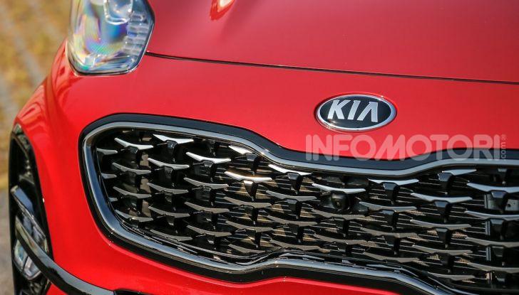 Kia Sportage 2019 test drive, prezzi e allestimenti - Foto 34 di 46