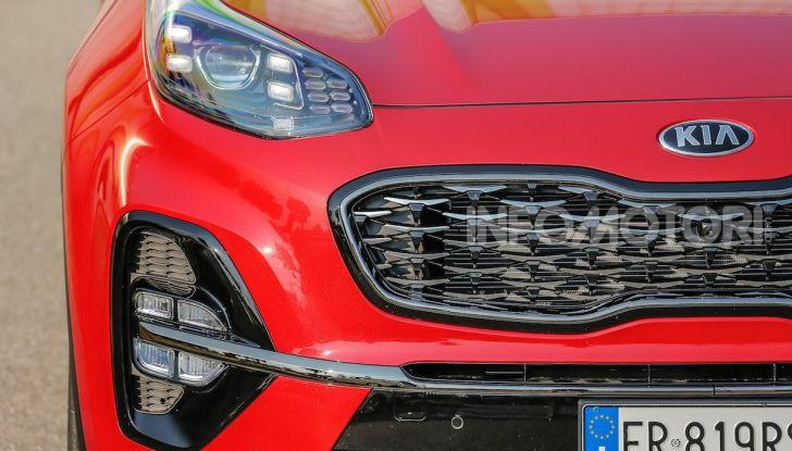 Kia Sportage 2019 test drive, prezzi e allestimenti - Foto 35 di 46