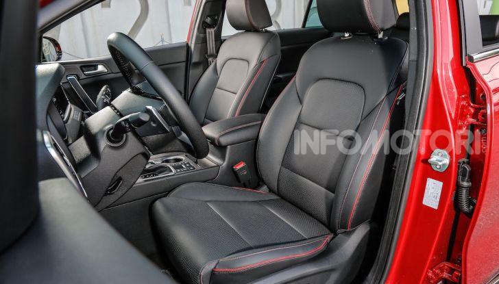 Kia Sportage 2019 test drive, prezzi e allestimenti - Foto 41 di 46