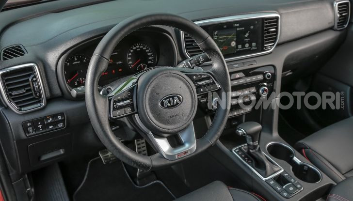 Kia Sportage 2019 test drive, prezzi e allestimenti - Foto 42 di 46
