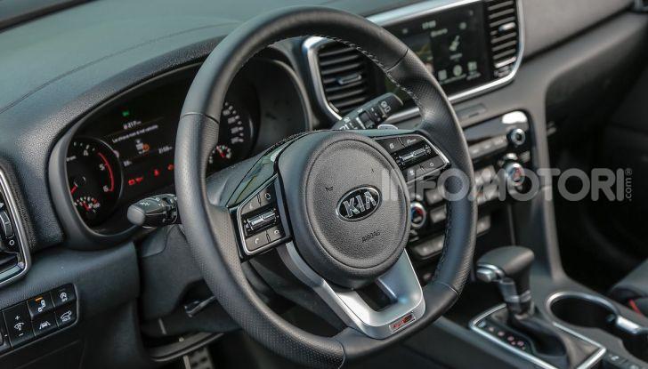 Kia Sportage 2019 test drive, prezzi e allestimenti - Foto 43 di 46