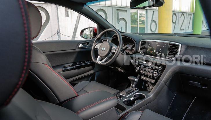 Kia Sportage 2019 test drive, prezzi e allestimenti - Foto 44 di 46