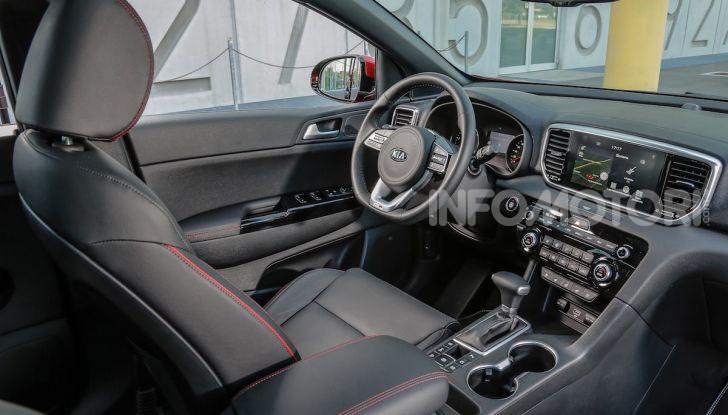 Kia Sportage 2019 test drive, prezzi e allestimenti - Foto 45 di 46