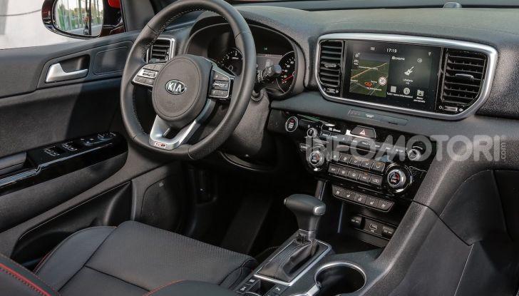 Kia Sportage 2019 test drive, prezzi e allestimenti - Foto 46 di 46