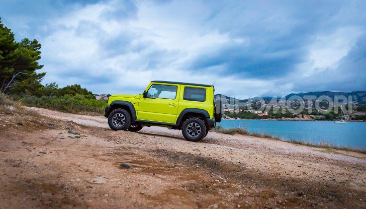 Prova nuova Suzuki Jimny 2018: il fuoristrada senza limiti Made in Japan - Foto 8 di 31